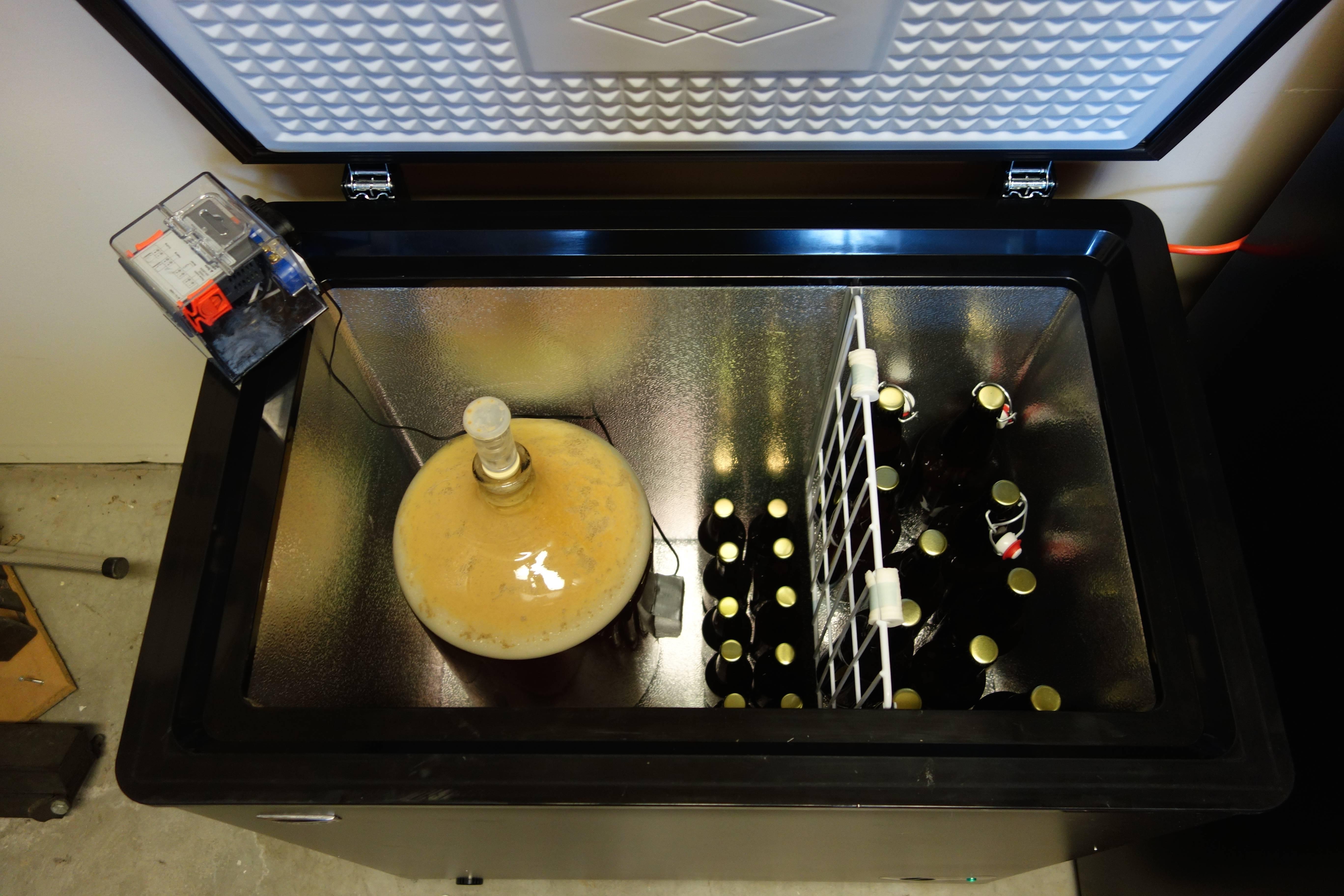 STC-1000 Fermentation Chamber Build   DIY   My Website on